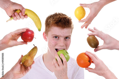 Obst – gesunde Ernährung