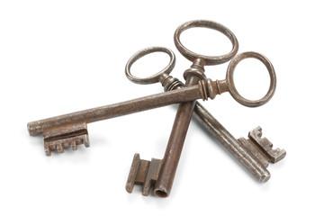 Threesome Of Skeleton Keys