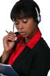 Call-center agent