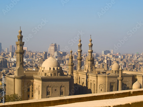 Al-Rifai Mosque in Cairo
