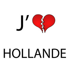 Hollande m'a brisé
