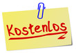 Kostenlos Post It  #130201-svg02