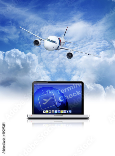 Achat Billet Avion Internet