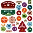 Scout badges