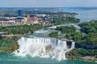 Niagara Falls closeup