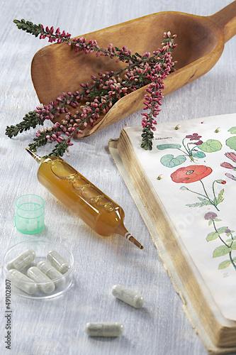 Plantes médicinale & Médecine douce