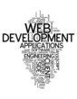 "Word Cloud ""Web Development"""