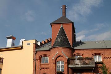 Backsteingotik in Wernigerode