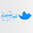 Follow me bird