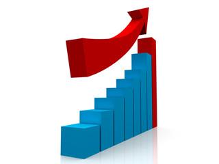 Diagram of business success