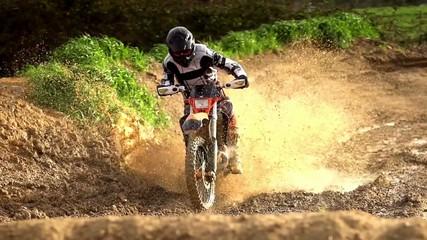 Morocross Mud Bath