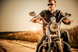Fototapety Biker