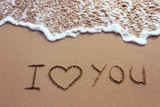 Kocham cię na plaży - 49110876