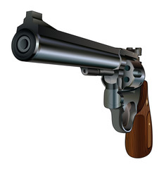 Revolver Pointed at You