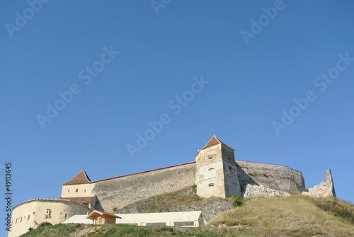 Medieval citadel of Rasnov, Transylvania
