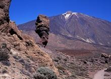 Le mont Teide, Tenerife © Arena de photos au Royaume-Uni