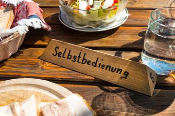 Gasthof Schild Selbstbedienung
