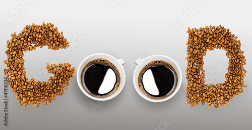 Coffee for good morning
