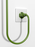 Green power plug