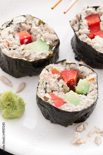 "Zippy ""Tuna"" Rolls"