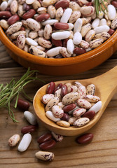 Fagioli misti - Mixed beans
