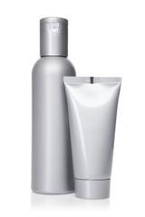 Isolated cosmetics tubes