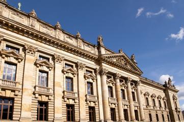 Leipzig Reichsgericht Bundesverwaltungsgericht Detail