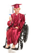Disabled Senior Graduates College
