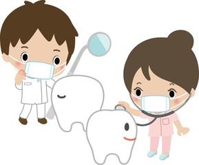 歯科検診のイメージ