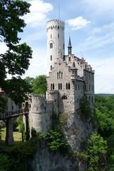 Schloss Lichtenstein, Schwäbische Alb