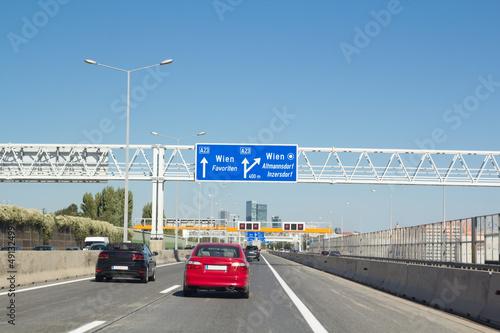 Stadtautobahn Wien