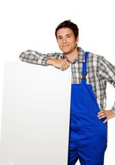 Handwerker, Klemptner, Bauarbeiter