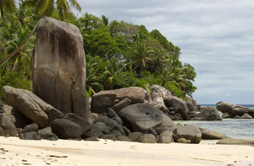 Spiaggia di Anse Royale-Mahe Seychelles