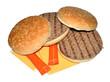 Microwave Beefburgers
