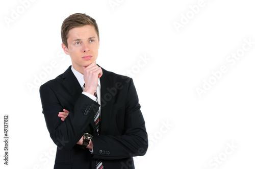 junger kaufmann