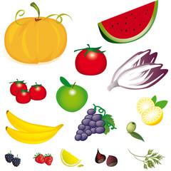 frutta e verduta