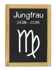 Tierkreiszeichen Jungfrau
