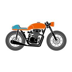 retro motorbike v2