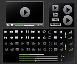 Rounded Video Player Complete Kit