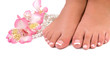 nail care for women's feet