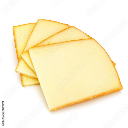 Fromage à raclette (tranches)