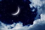 Night sky - 49142411
