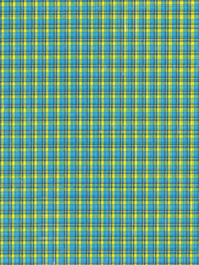 Checkered cloth pattern