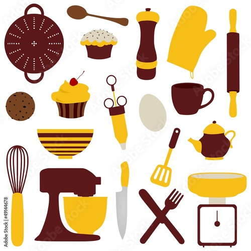 Cooking items