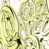 Internet Background - yellow -