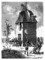 Battle - begining 19th century