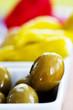 Mediterranean cuisine - antipasti, appetizer