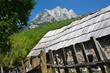 Valbona Valley In Albanian Alps