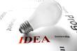 ideas text