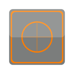 "Mode ""aim"" icon"